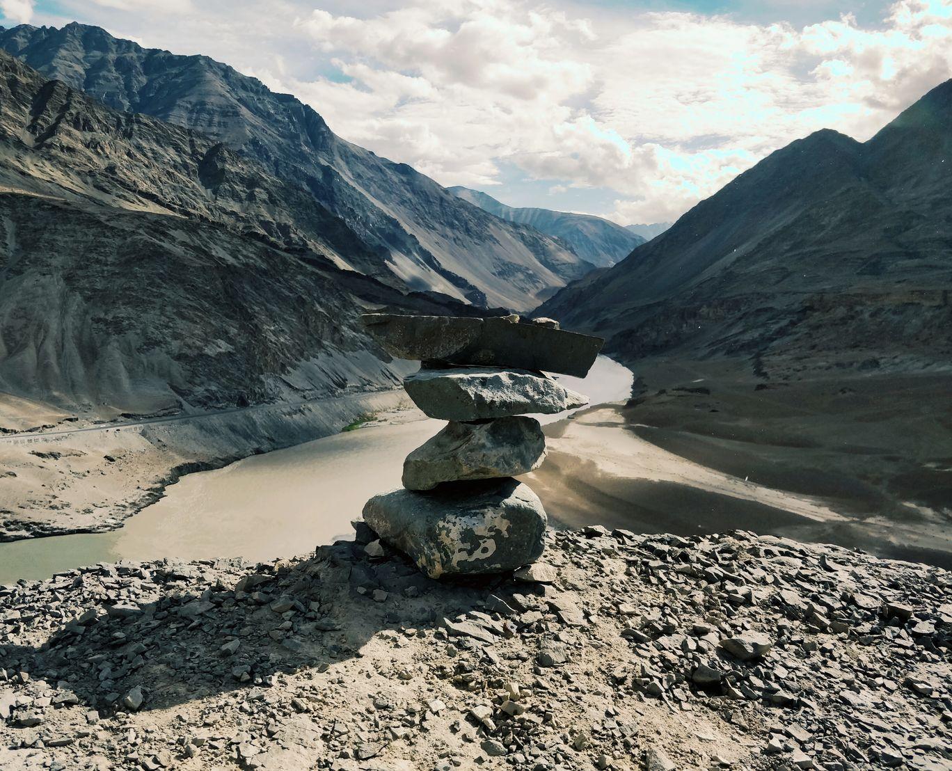 Photo of Zanskar Valley Road By Dhirendra Pratap