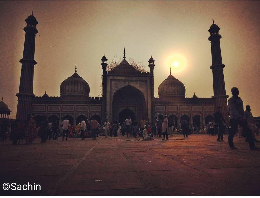 Photo of Jama Masjid By Sachin Pathak