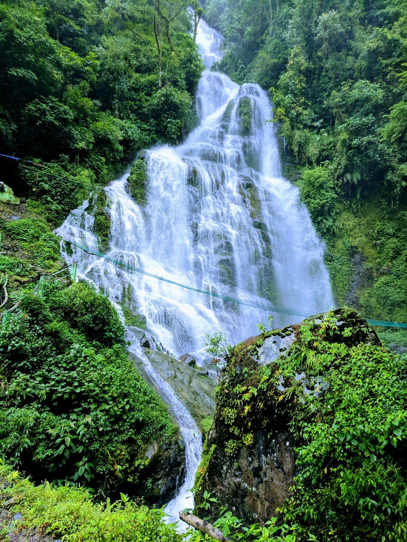 Photo of Kanchenjunga Falls By Nidhi Desai
