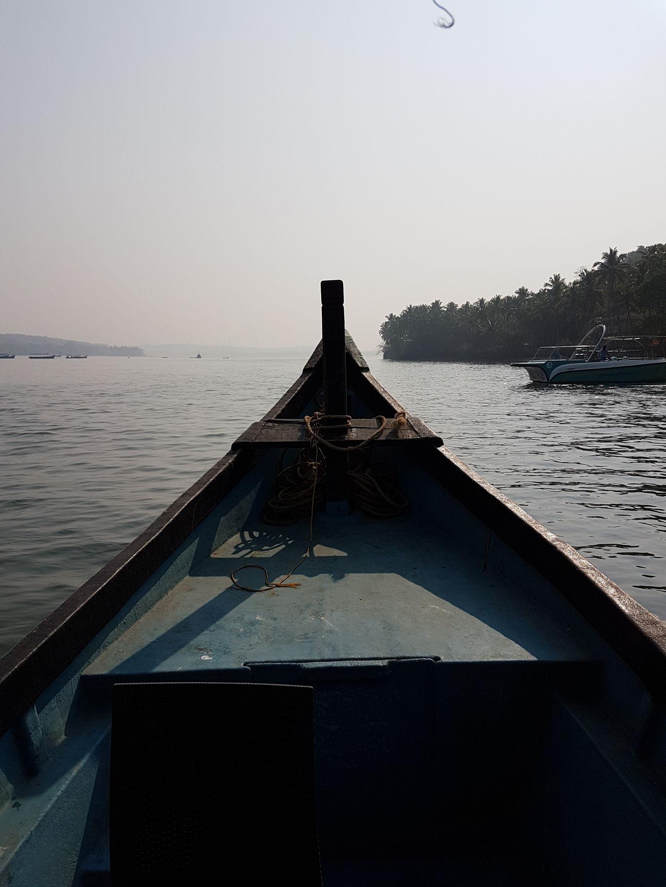 Photo of Sinquerim River By Pratik Kamble