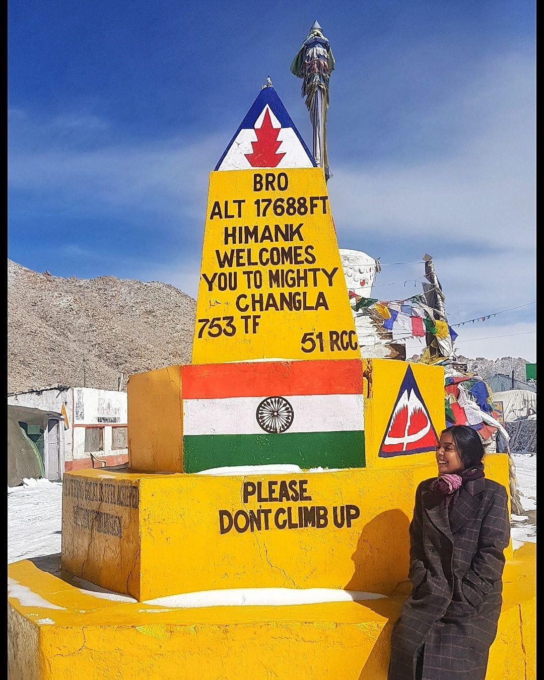 Photo of Chang La Pass By Anjali