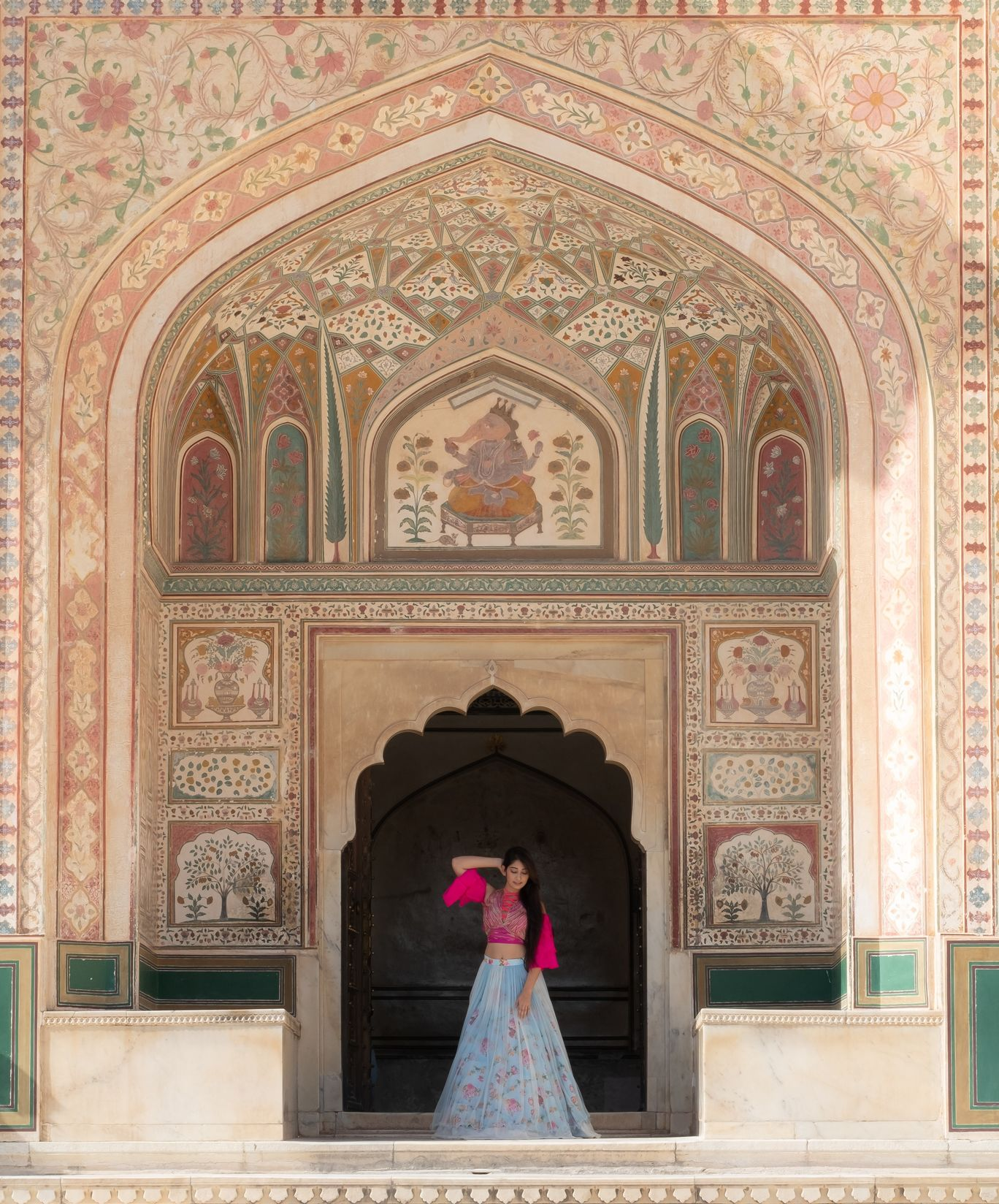 Photo of amer Fort By Rahul Kumar
