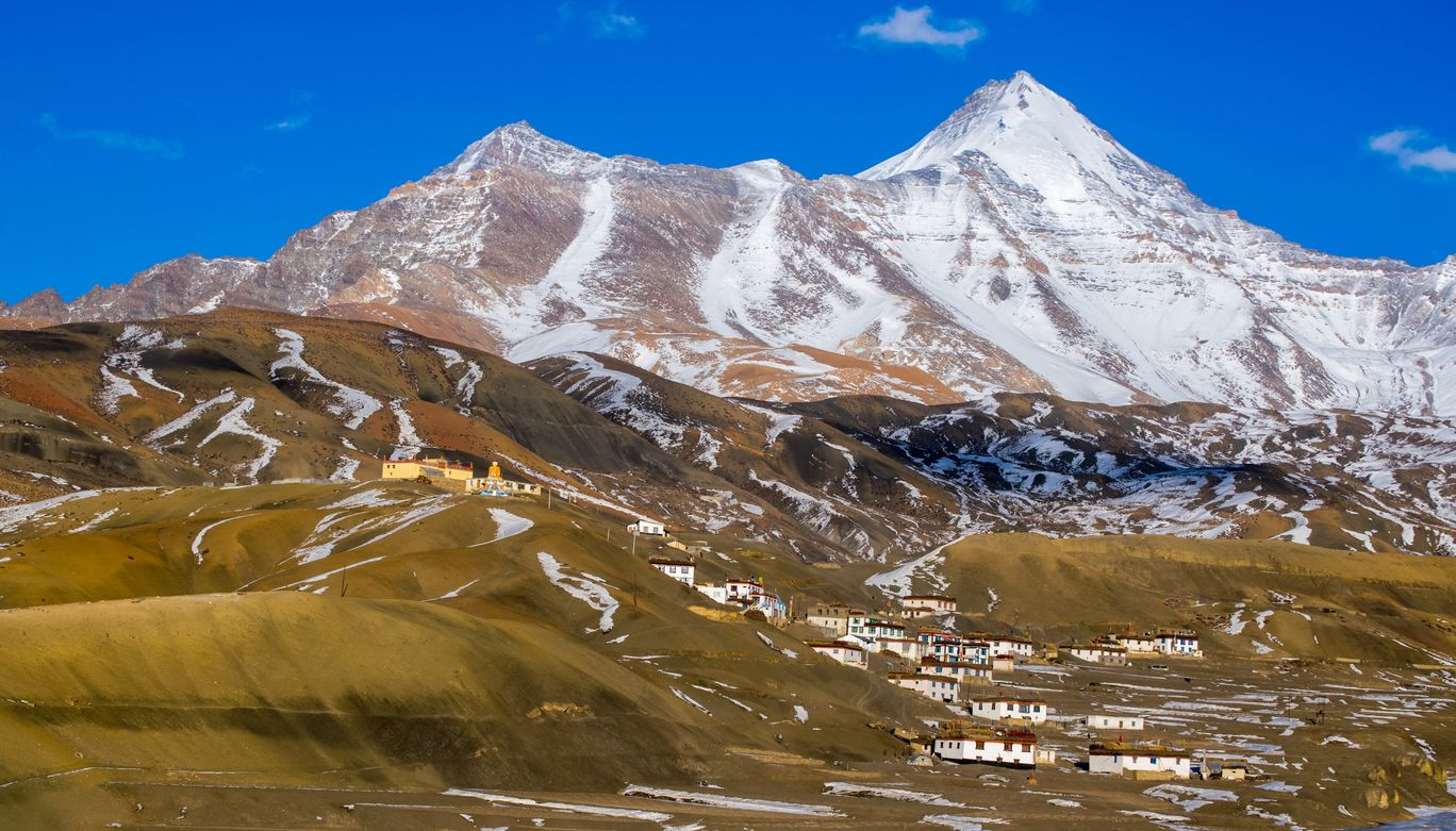 Photo of Spiti Valley By Nirmal Bharathi