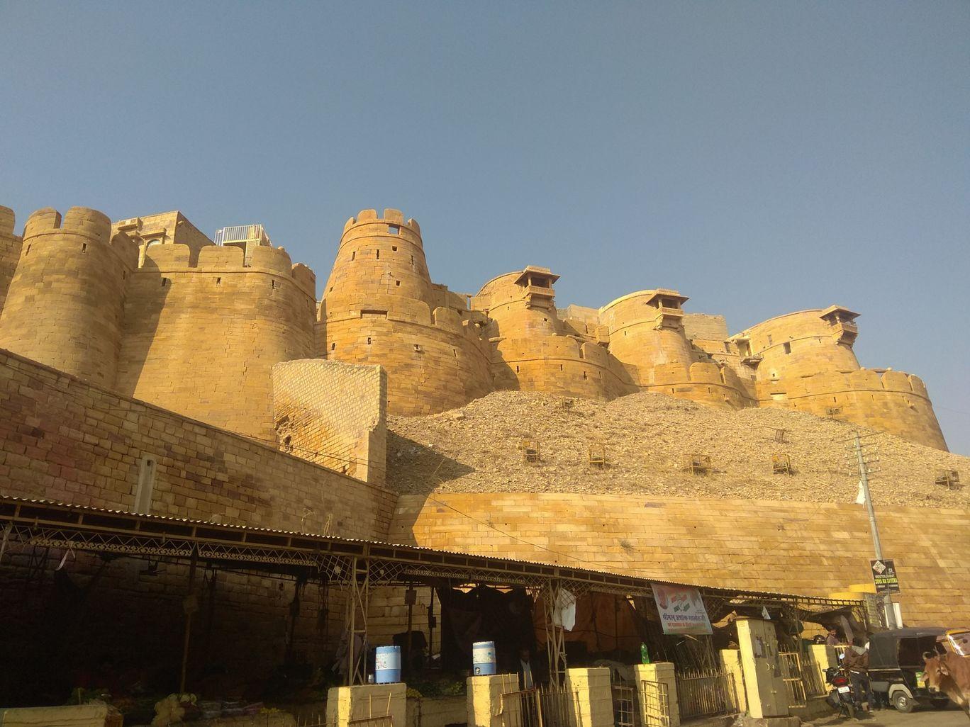 Photo of सोनारगढ़ किला जैसलमेर By Masaud Akhtar