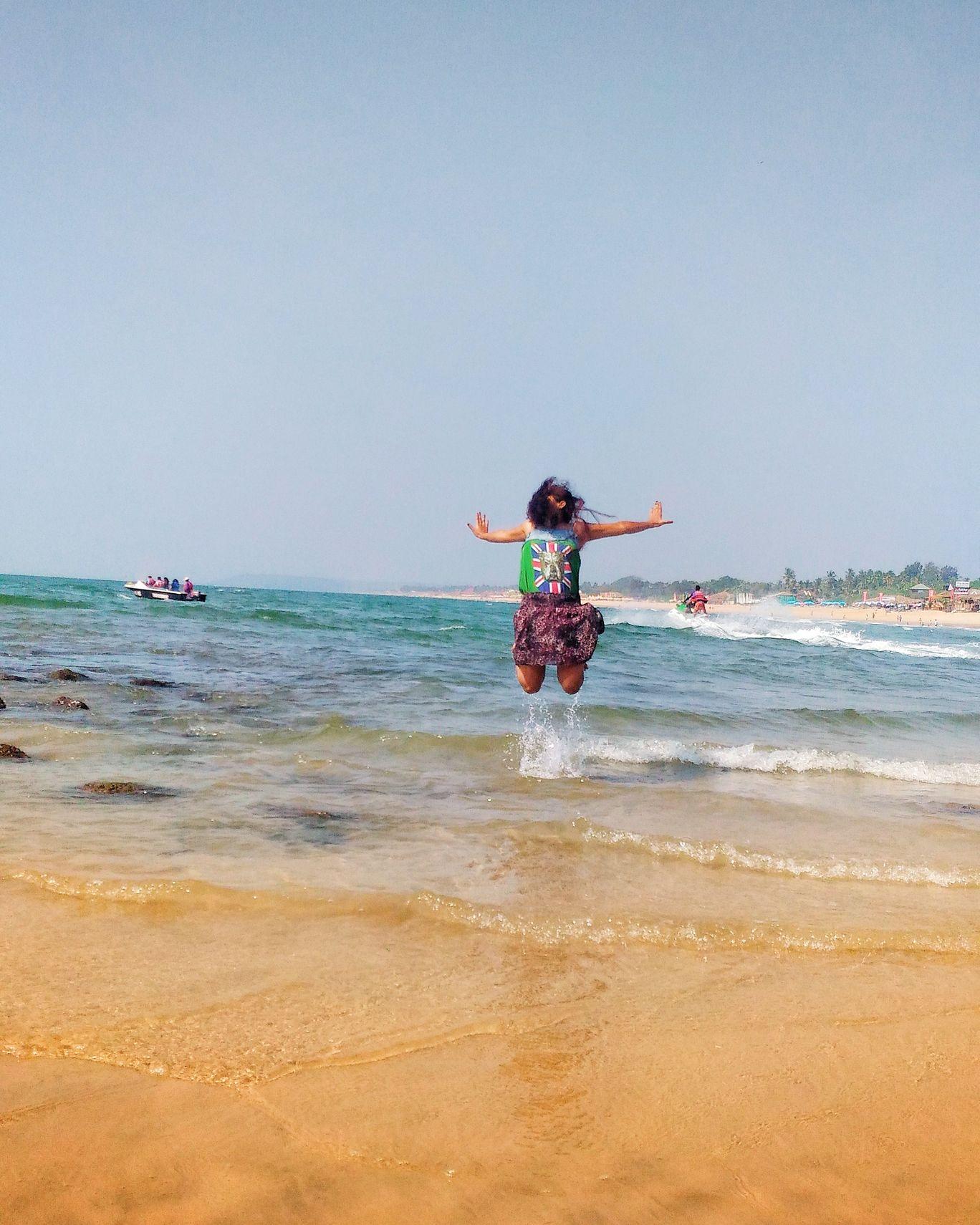 Photo of Candolim Beach By Shivani Vaidya