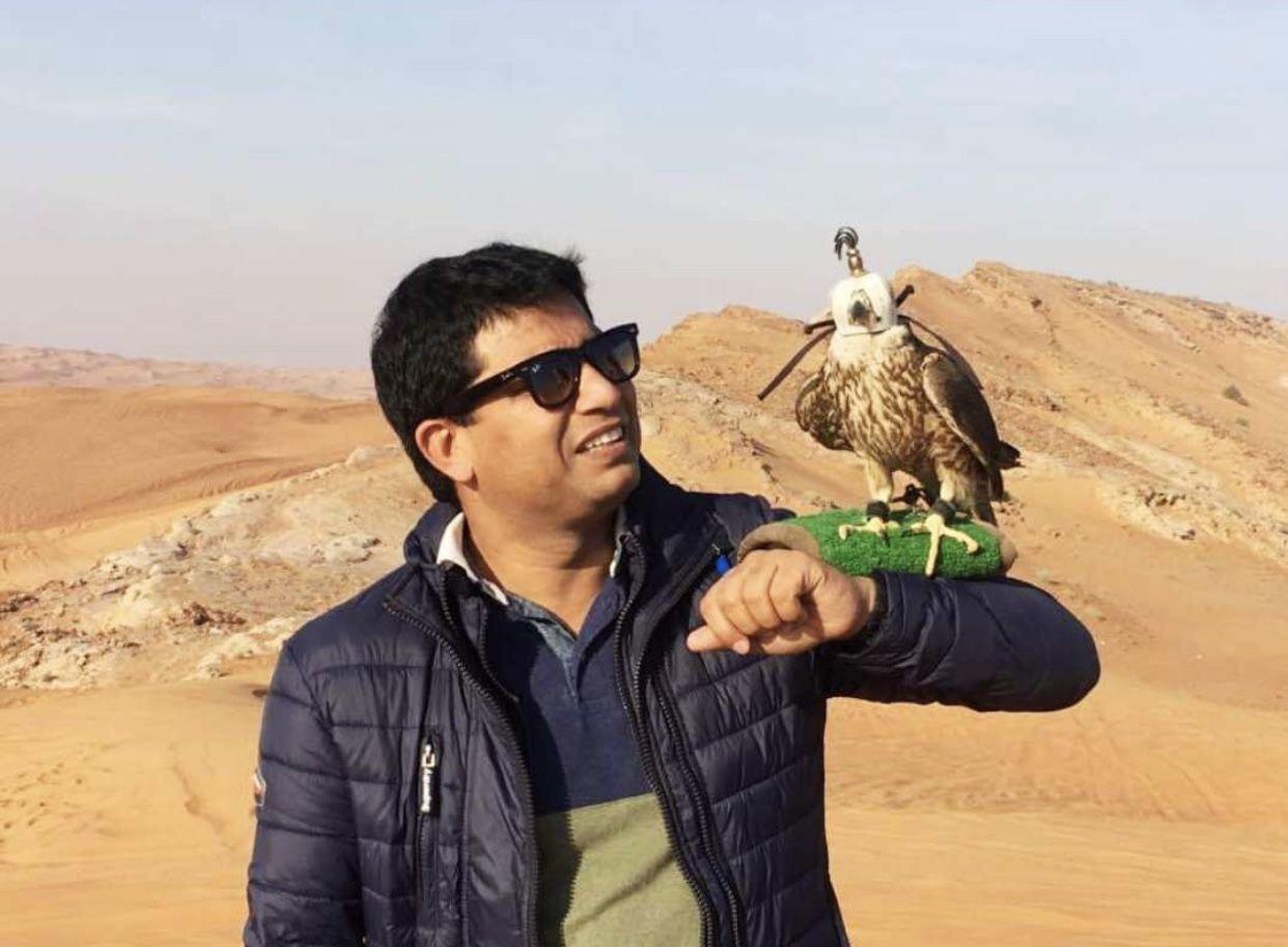 Photo of Sahara Desert By Moin Khan