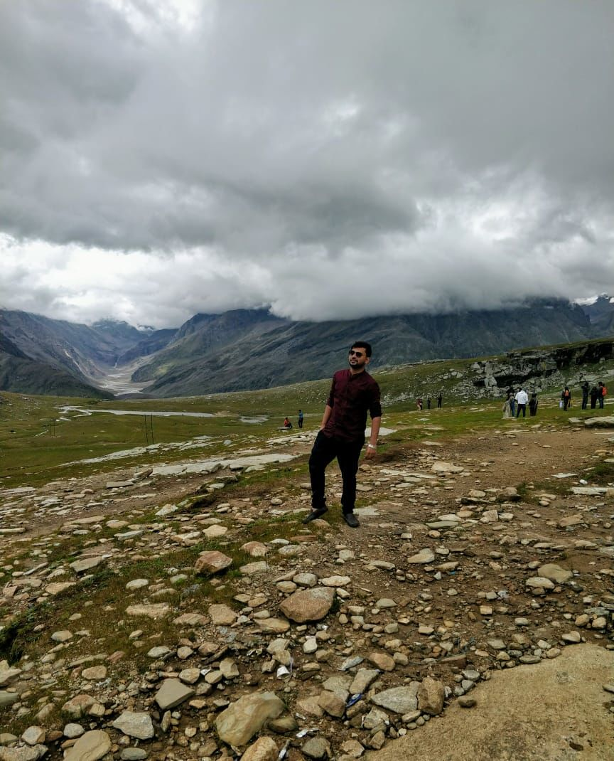 Photo of Rohtang Pass By Ashwin Jaiswal
