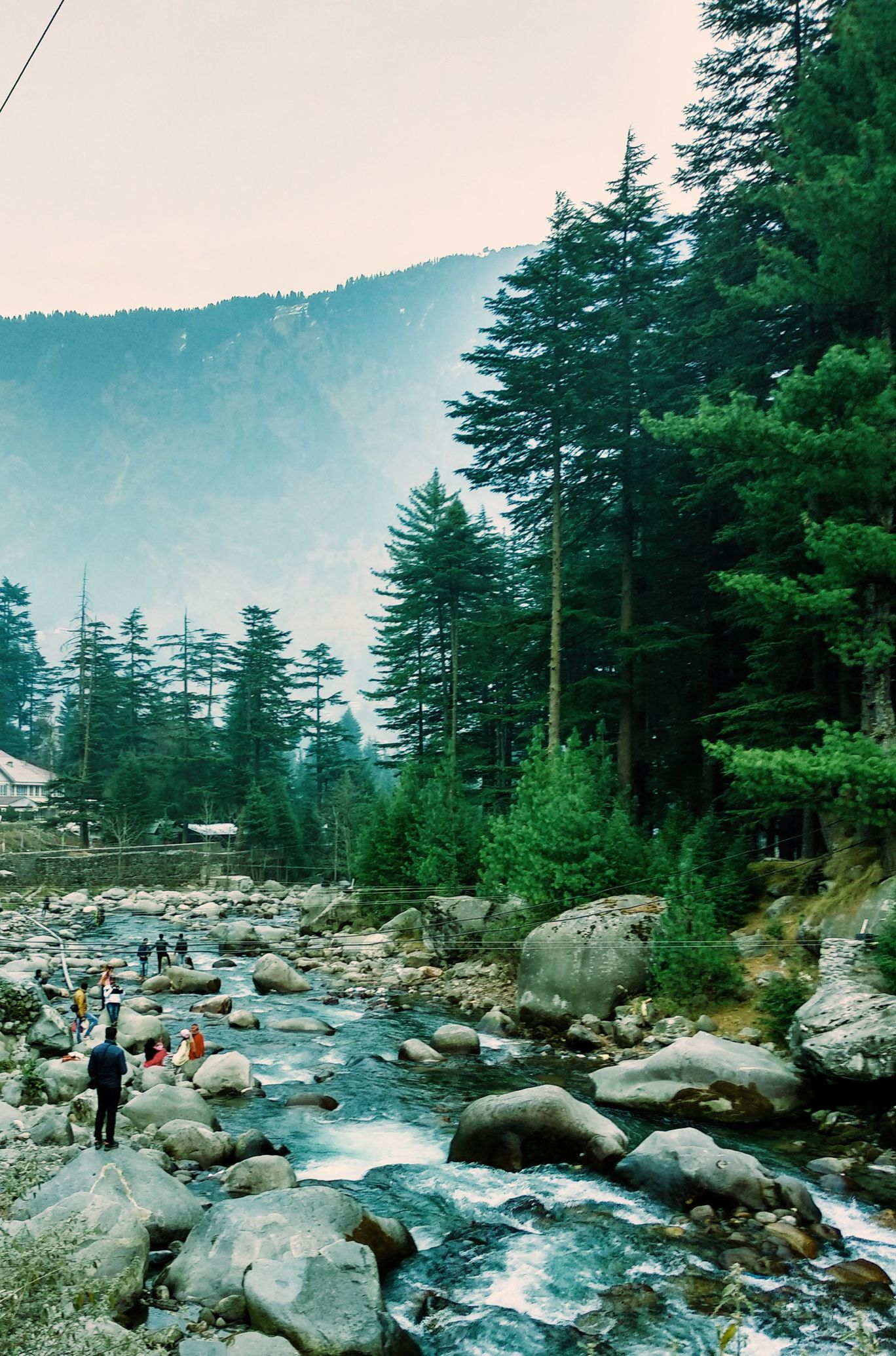 Photo of Old Manali By Himanshu
