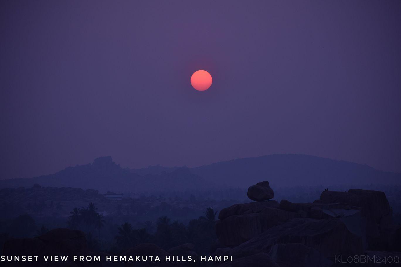Photo of Hampi By Prasanth V M