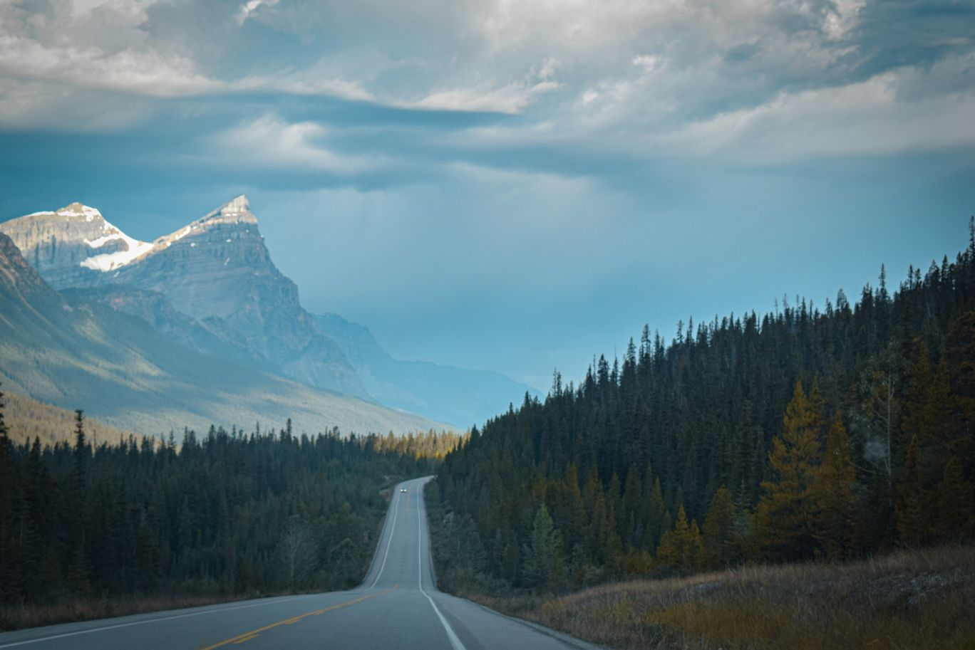 Photo of Icefields Parkway By Sneh Tadvi