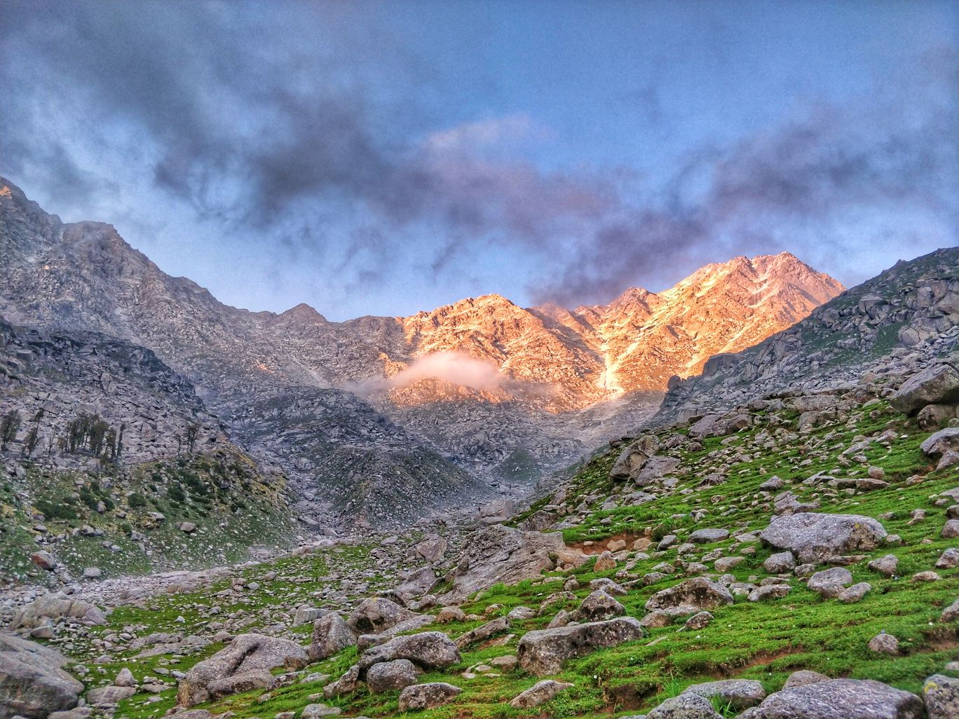 Photo of Triund By Deepanshu Dey
