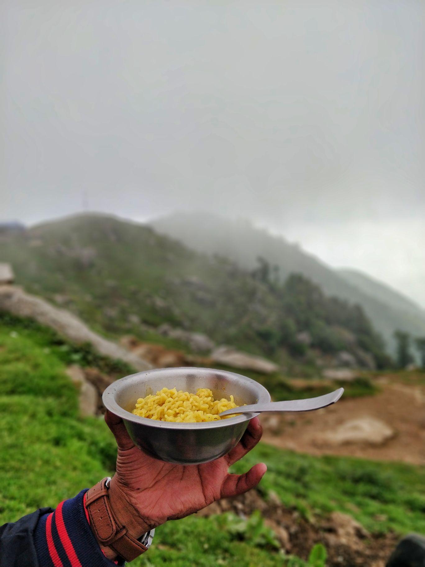 Photo of Triund Trek By Deepanshu