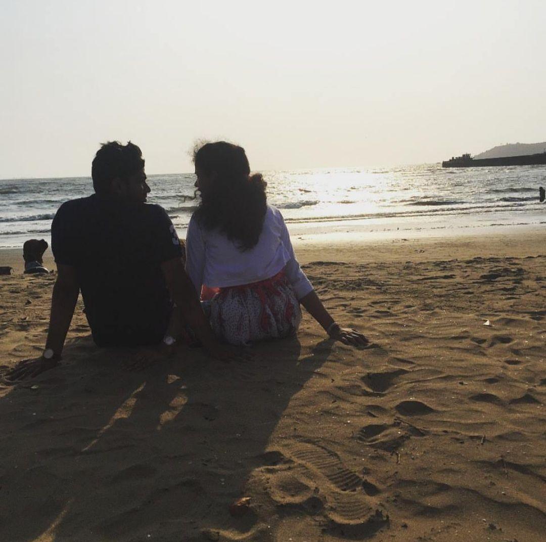 Photo of Anjuna Beach By Zainub Abbas Burhani