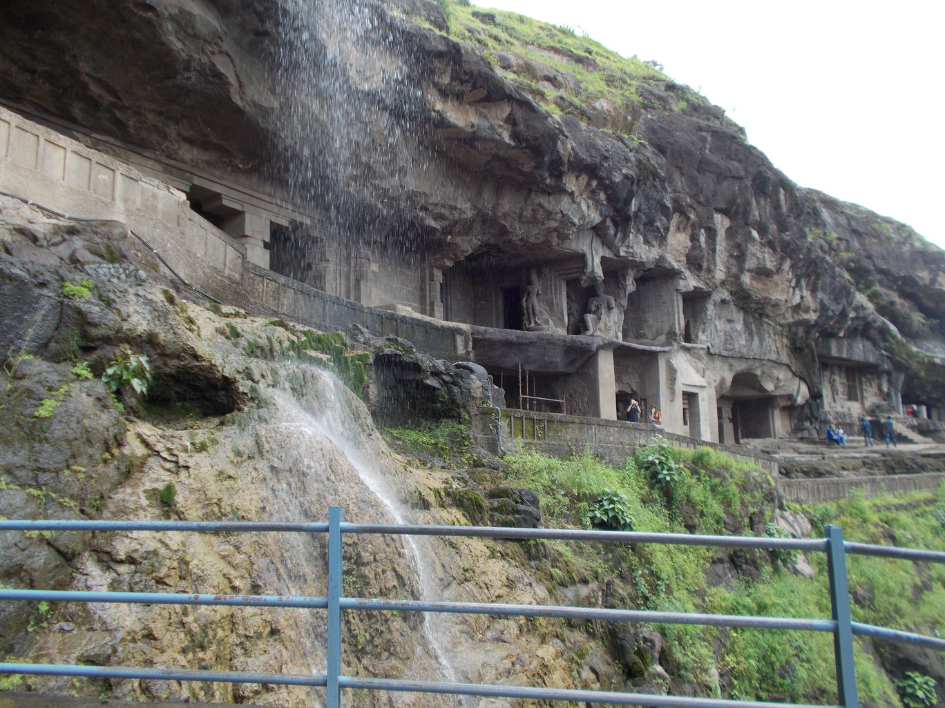 Photo of Ellora Caves By Santhoshini Manivel