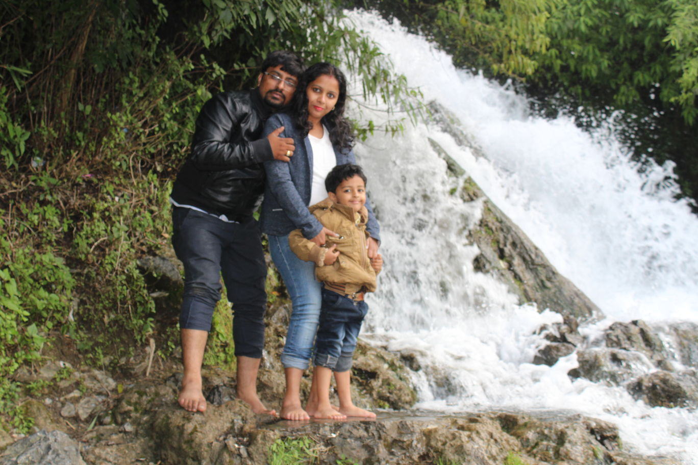 Photo of Waterfall (Bhalugaad) By Shweta Singhal
