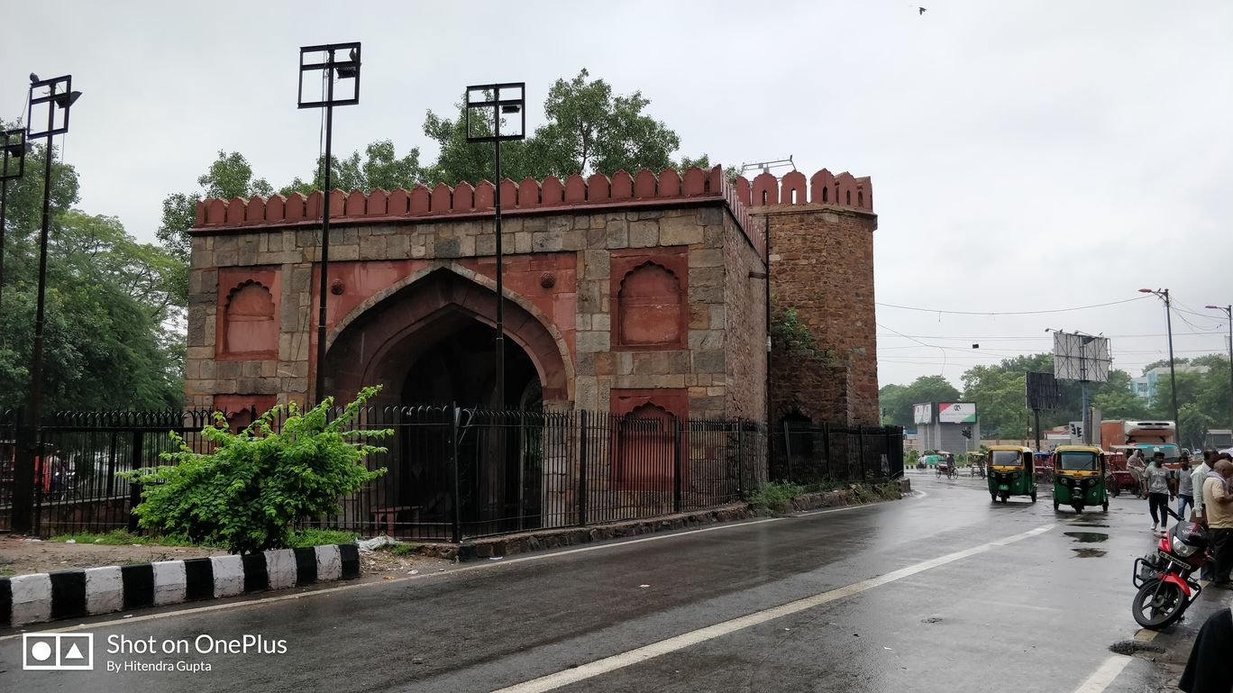 Photo of Delhi Gate By Hitendra Gupta