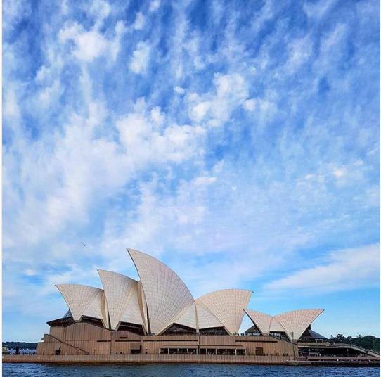 Photo of Sydney Opera House By Gurkriti