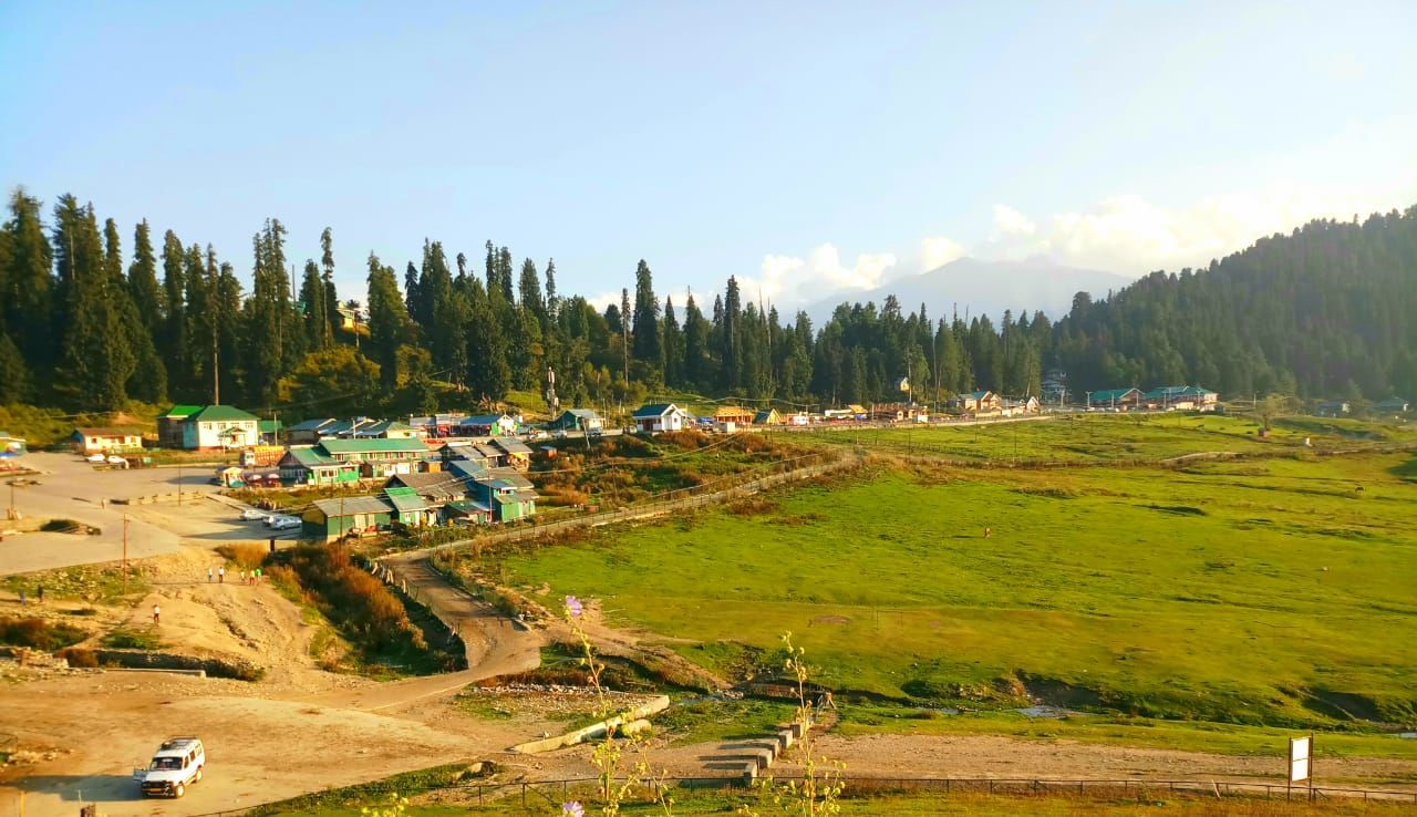 Photo of Gulmarg By Sohini Chatterjee