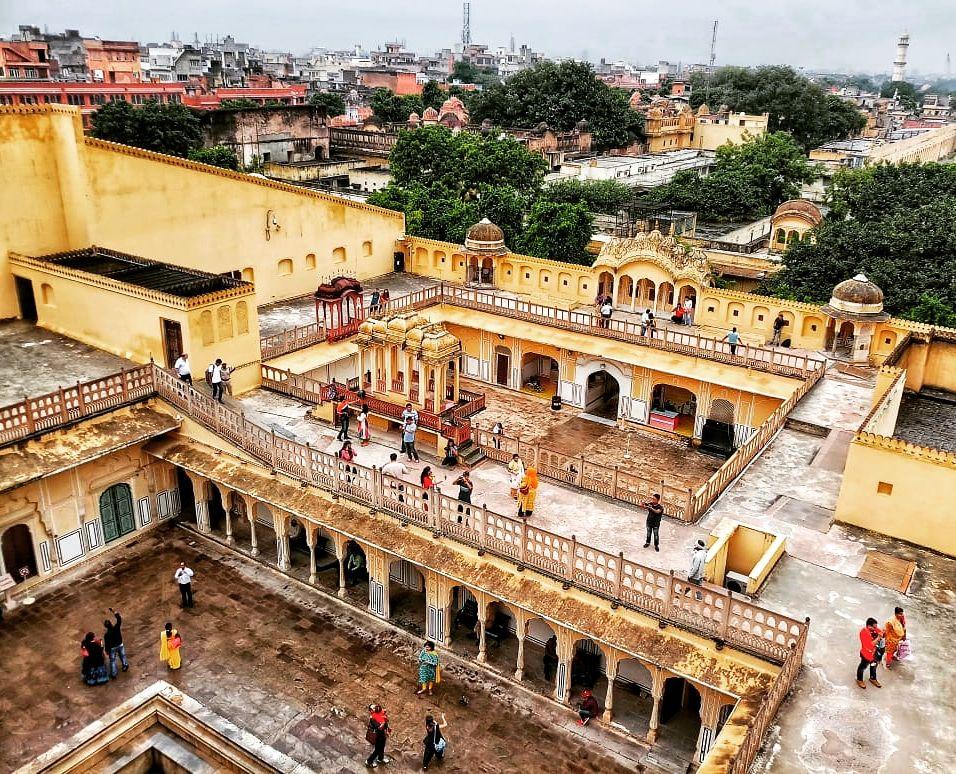 Photo of Hawa Mahal By Sohini Chatterjee