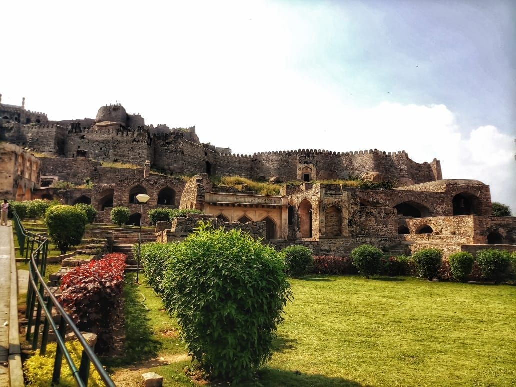 Photo of Golconda Fort By Sohini Chatterjee