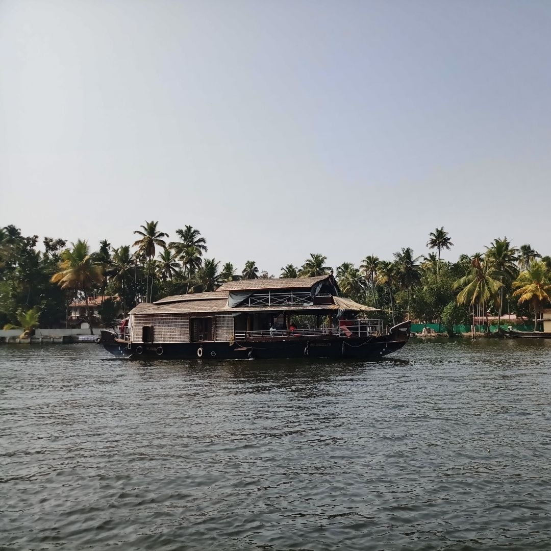 Photo of Alleppey By Sohini Chatterjee