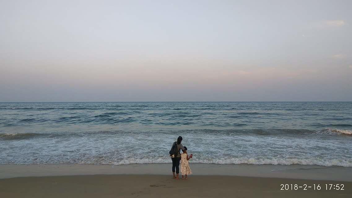 Photo of Marina Beach By Saroj Martyr