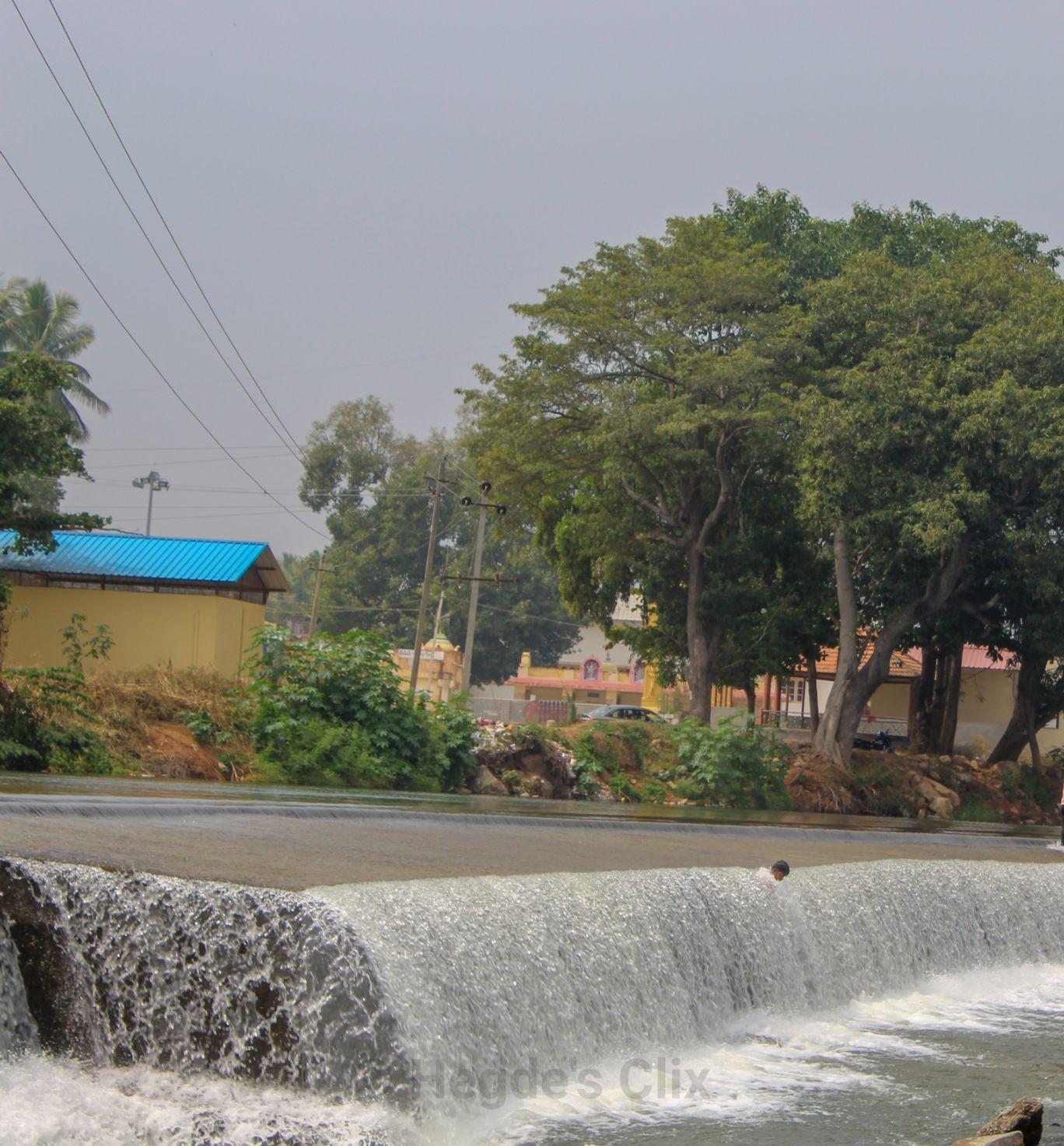 Photo of Balmuri Falls By CS Anant Hegde