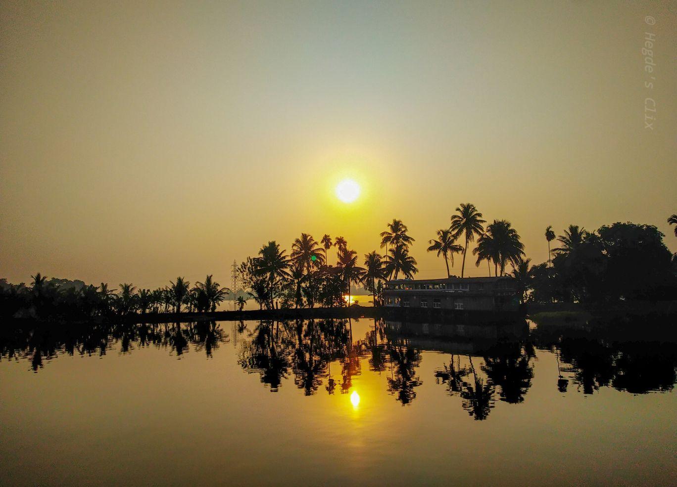 Photo of Punnamada Lake By CS Anant Hegde