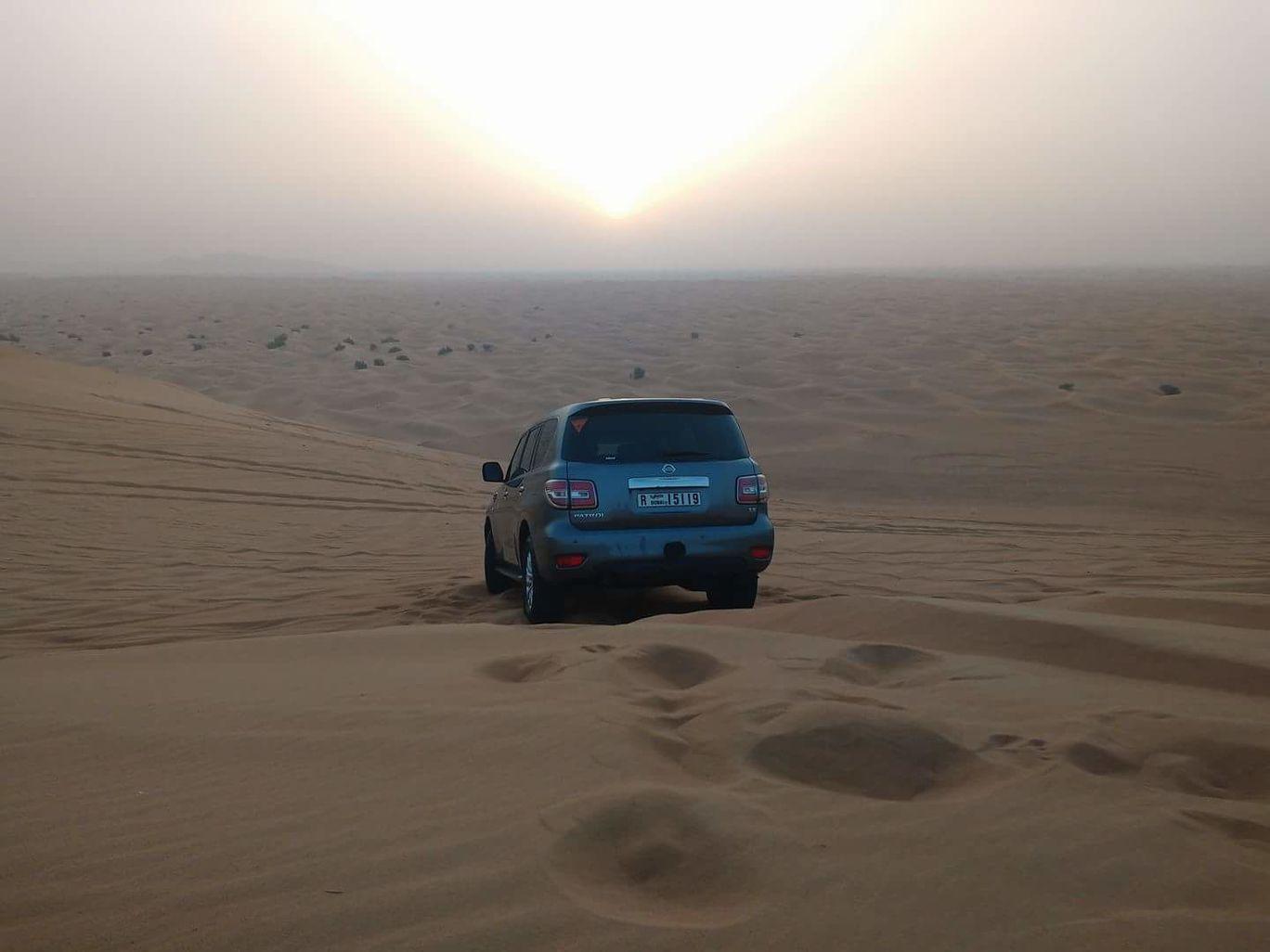 Photo of Desert Safari Dubai - Dubai - United Arab Emirates By Vicky Demblani
