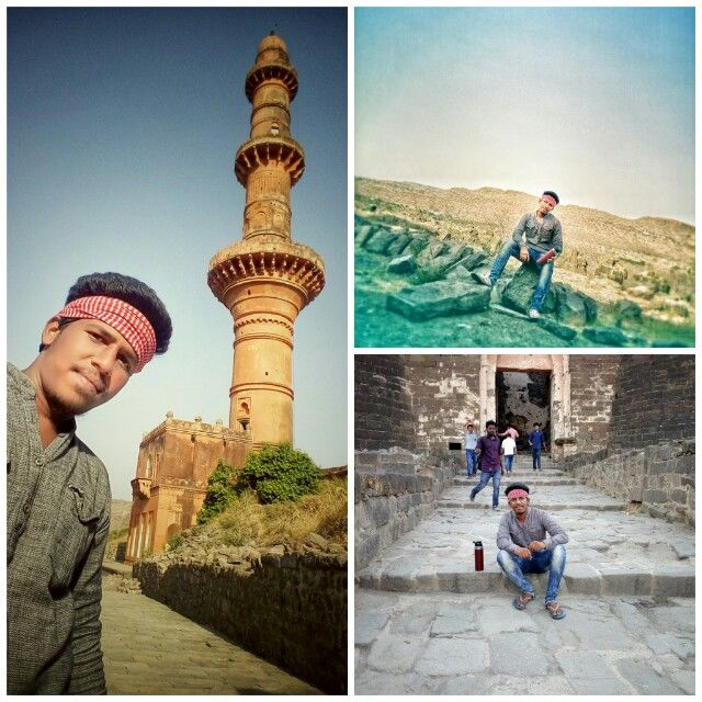 Photo of Daulatabad Fort By shiva patel
