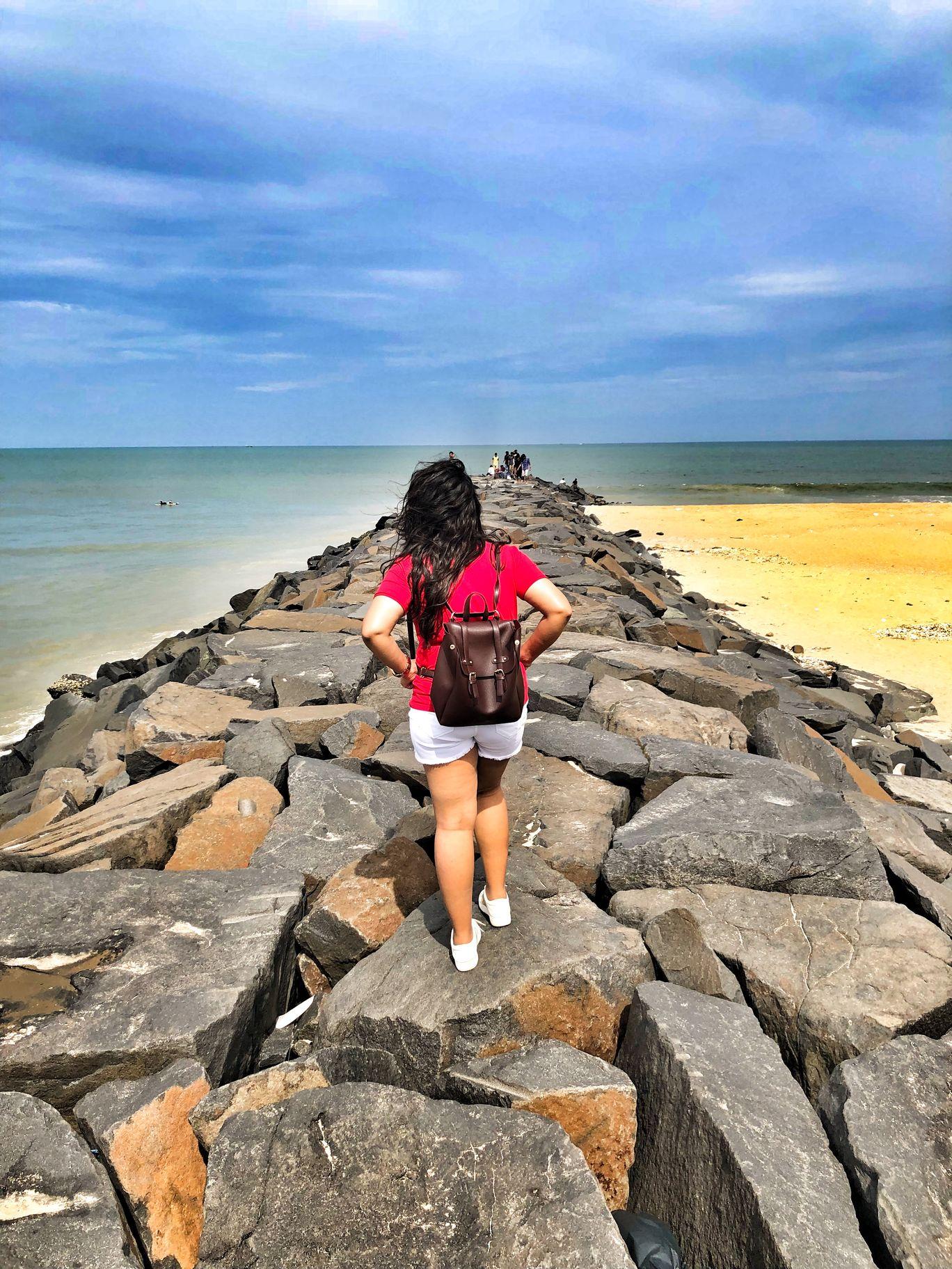 Photo of Serenity Beach By Ashmita Sharma