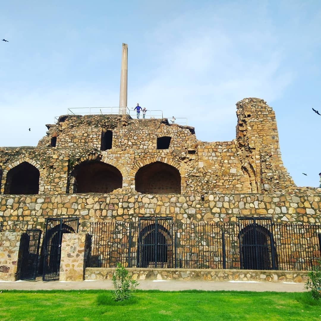Photo of Feroz Shah Kotla Fort By Ar Aakanksha Singh Chawdhary