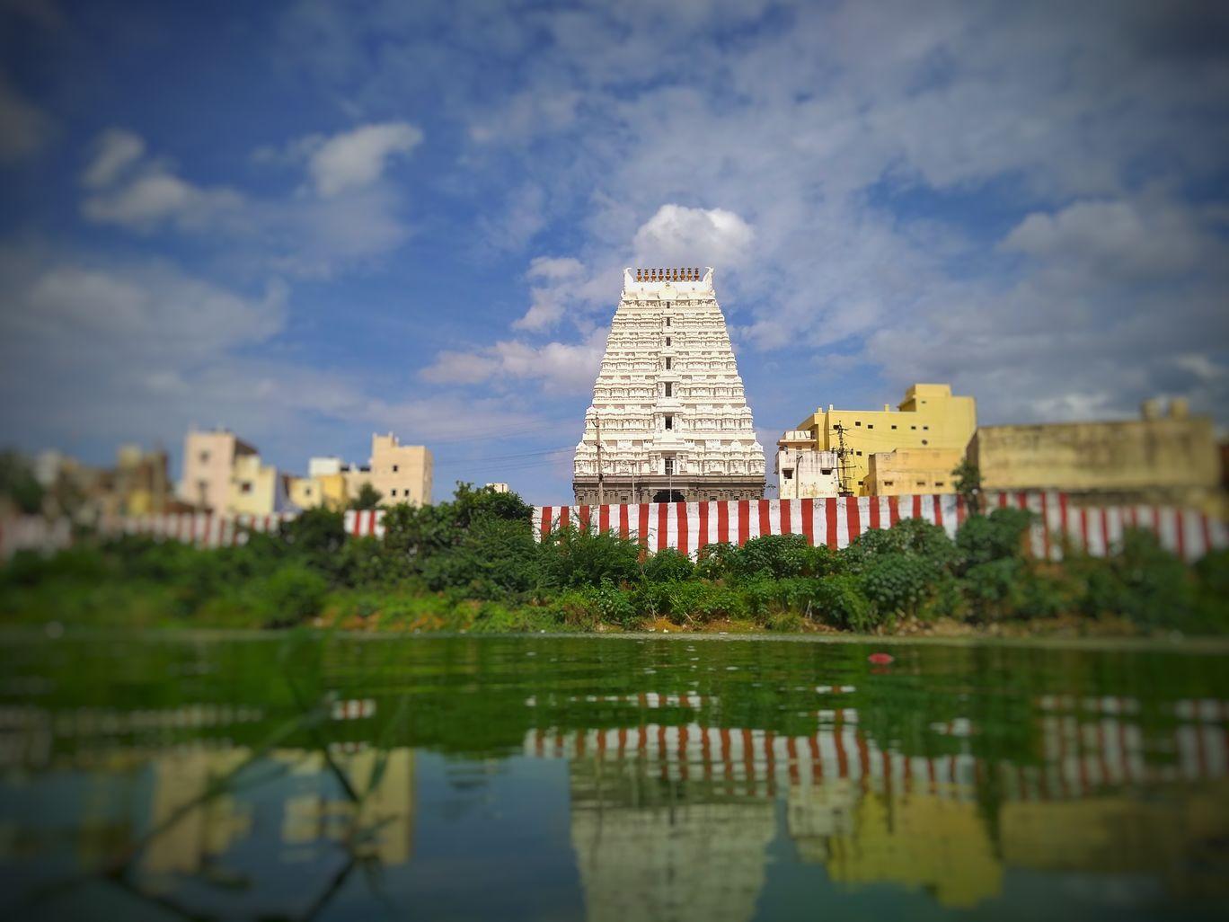 Photo of Srikalahasti Temple By Ponnala Naresh Goud