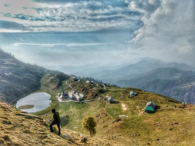 Photo of Prashar Lake Trekking By Amandeep Kaur