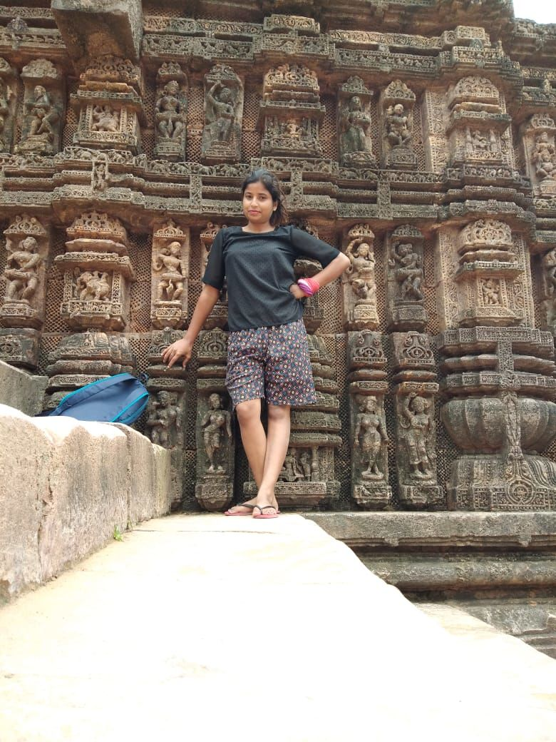 Photo of Konark By Pratibha Sharma