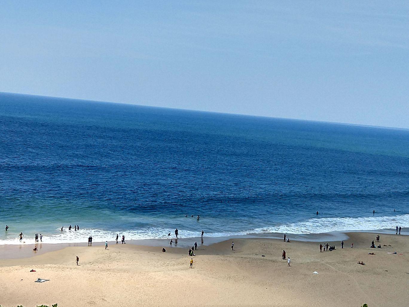 Photo of Varkala Beach By Vinayak Pandey