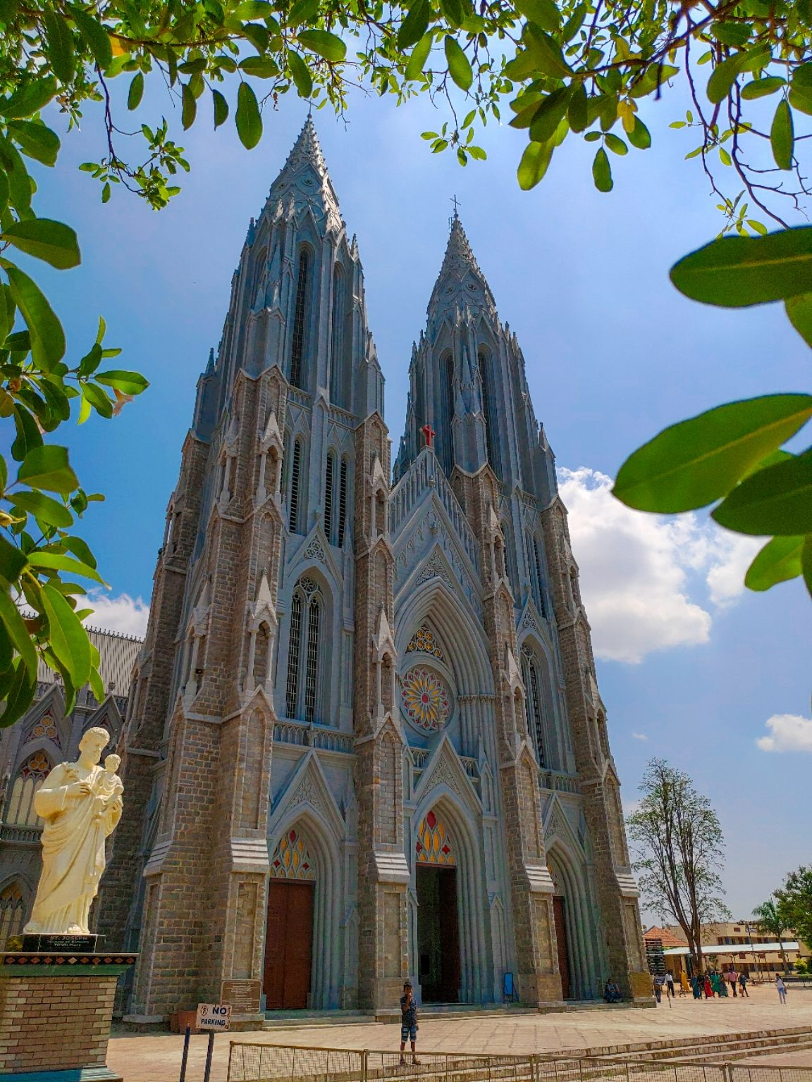 Photo of St. Philomena's Roman Catholic Cathedral By ABID ALI