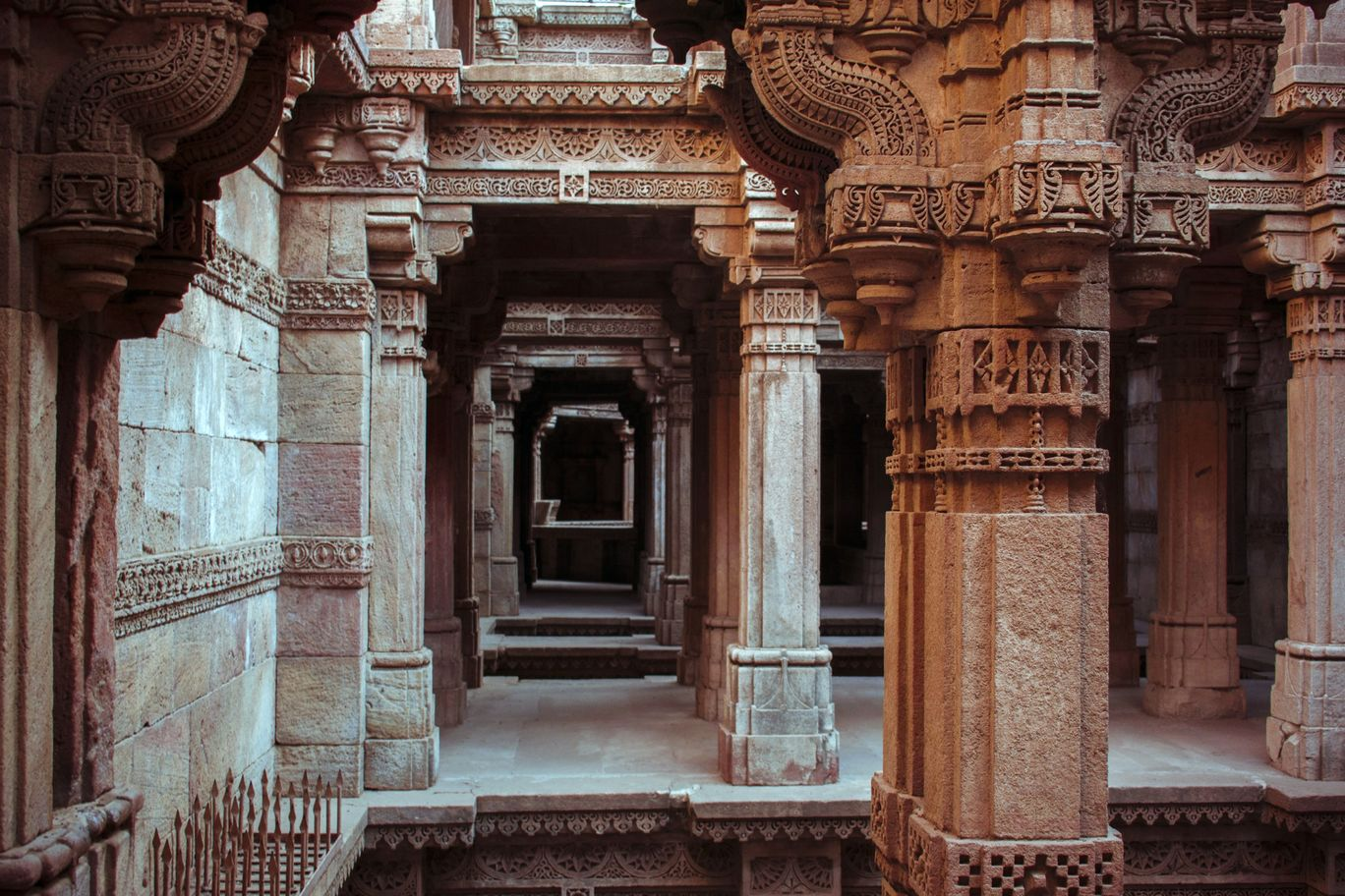 Photo of Adalaj Stepwell By Richa