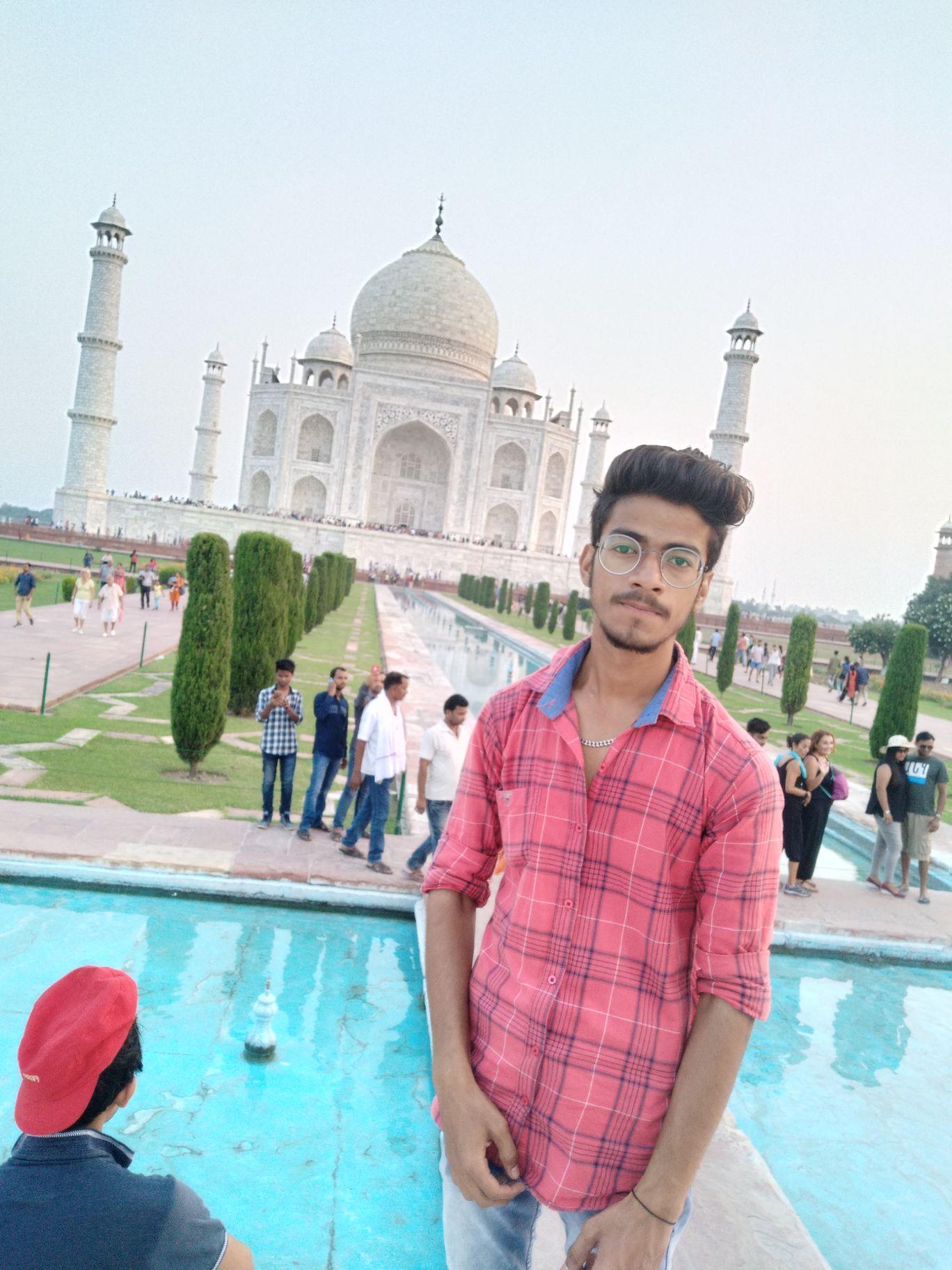 Photo of Taj Mahal By Gyandeep Rohilla