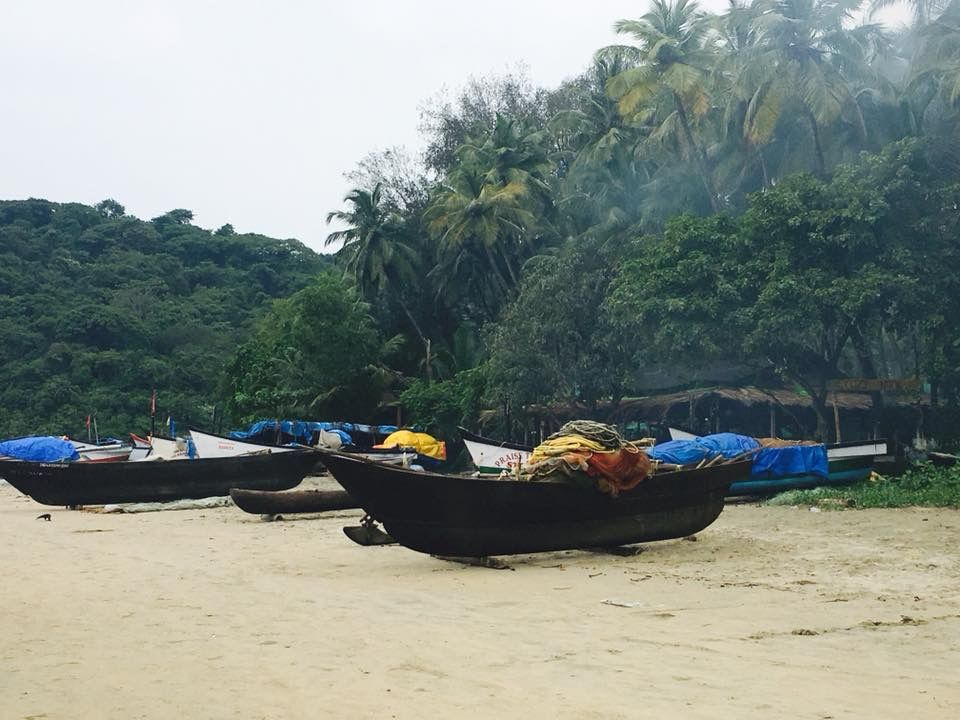 Photo of Palolem Beach By Sanjana Goswami