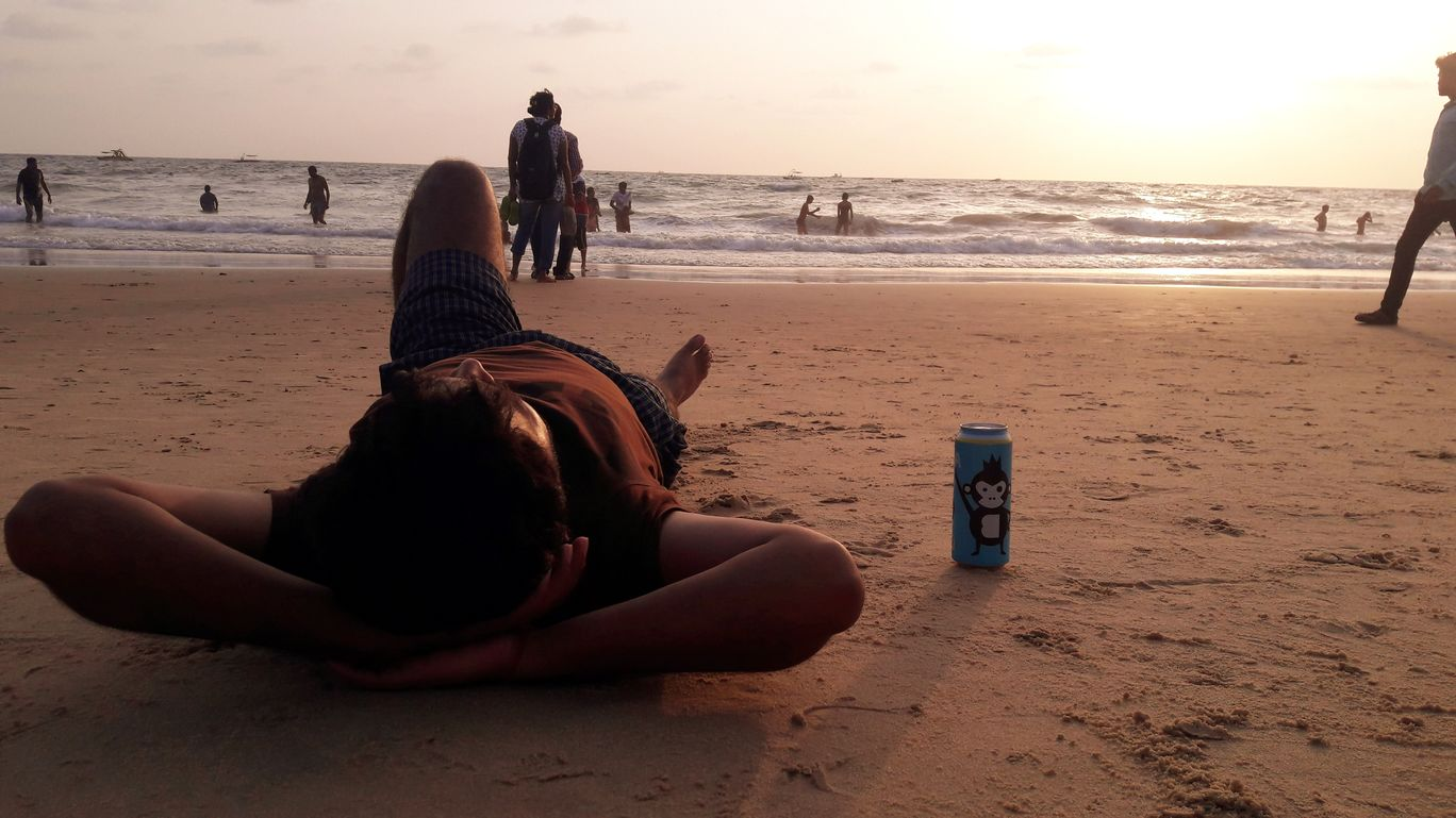 Photo of Candolim Beach By Aman Veer