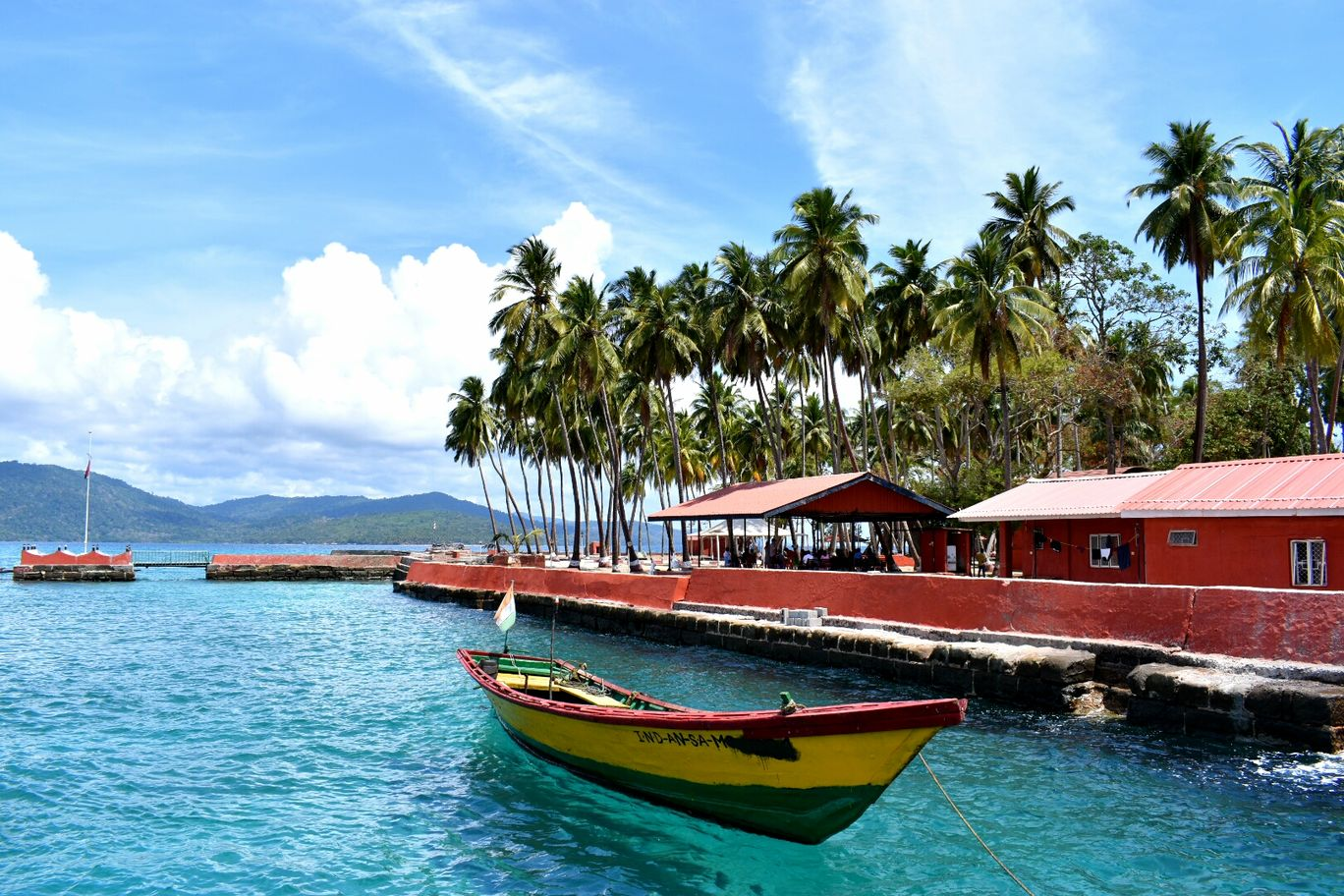 Photo of Andaman and Nicobar Islands By Sayantani