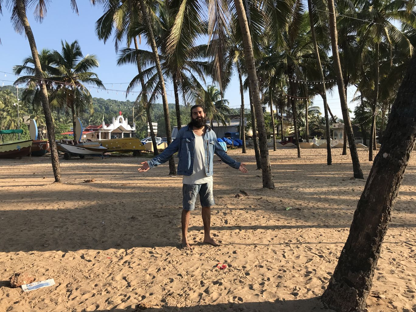 Photo of Baga Beach By Dee Dee