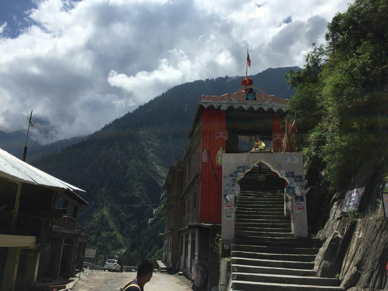 Photo of Manimahesh Kailash Peak By Jai Chaurasia