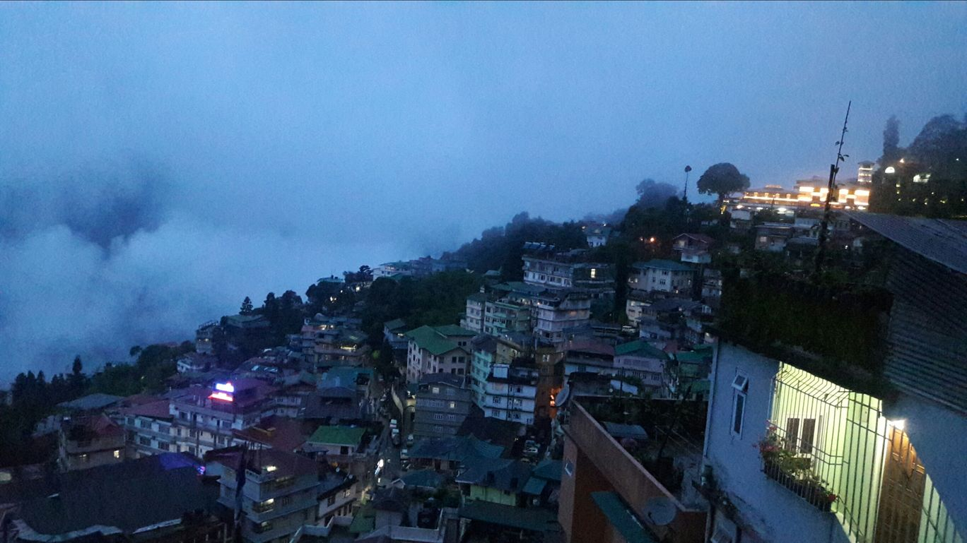 Photo of Gangtok By Dona Paul