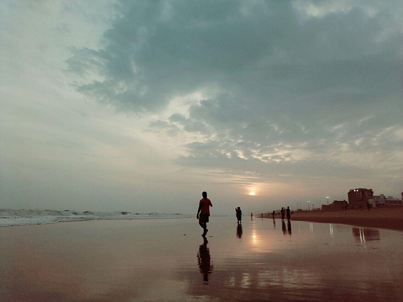Photo of Puri sea beach By Dona Paul