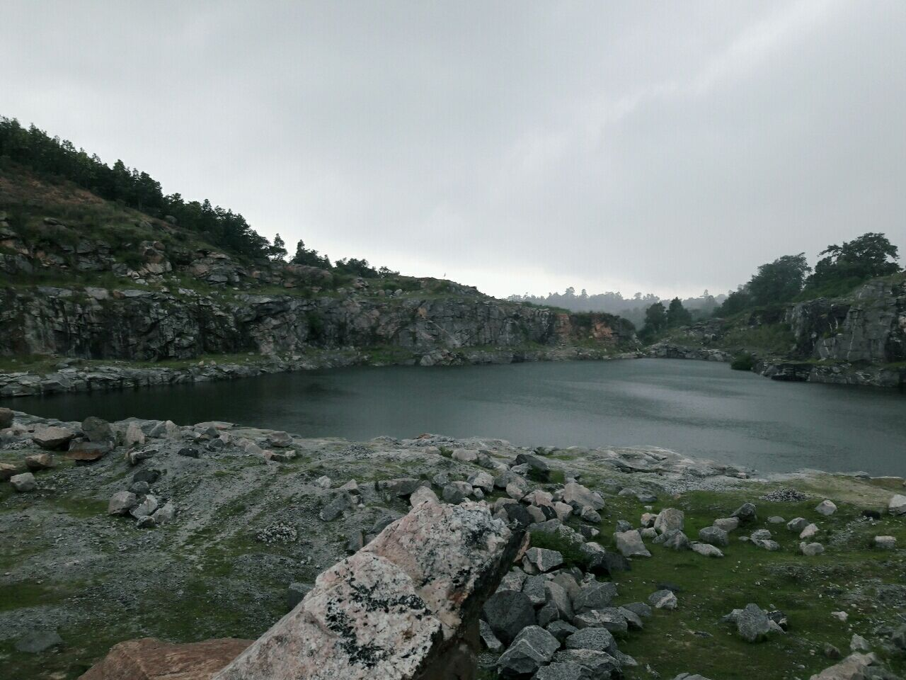 Photo of Marble Lake By Dona Paul