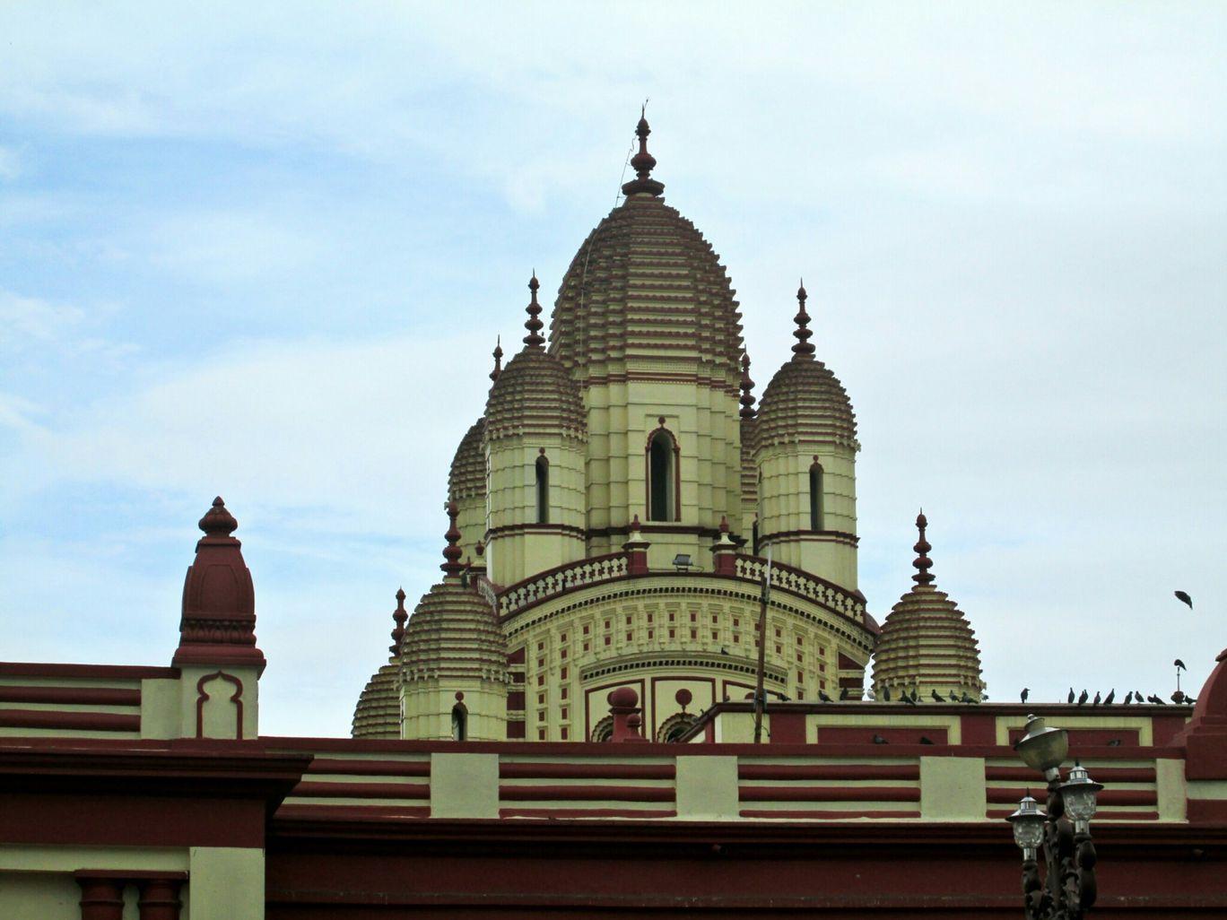 Photo of Dakshineswar Kali Temple By Dona Paul