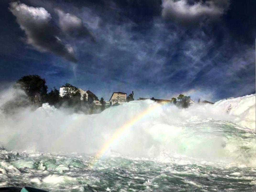 Photo of Rhine Falls By Gaurika Madan