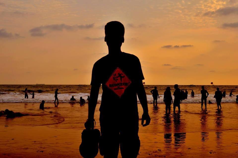 Photo of Calangute Beach By Bibhash Deka